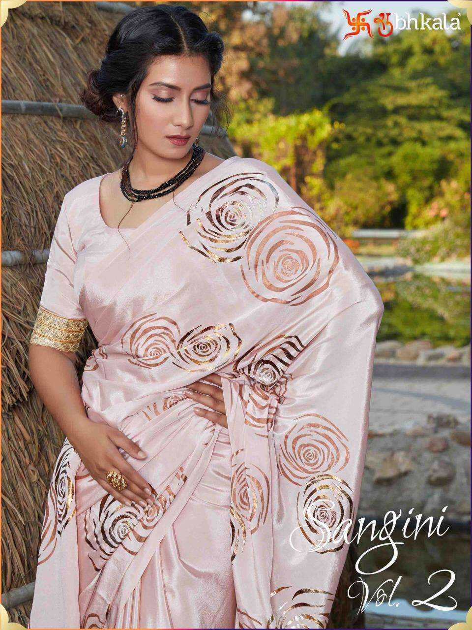 Khushboo Sangini Vol 2 Exclusive New Arrival Silk Saree Collection