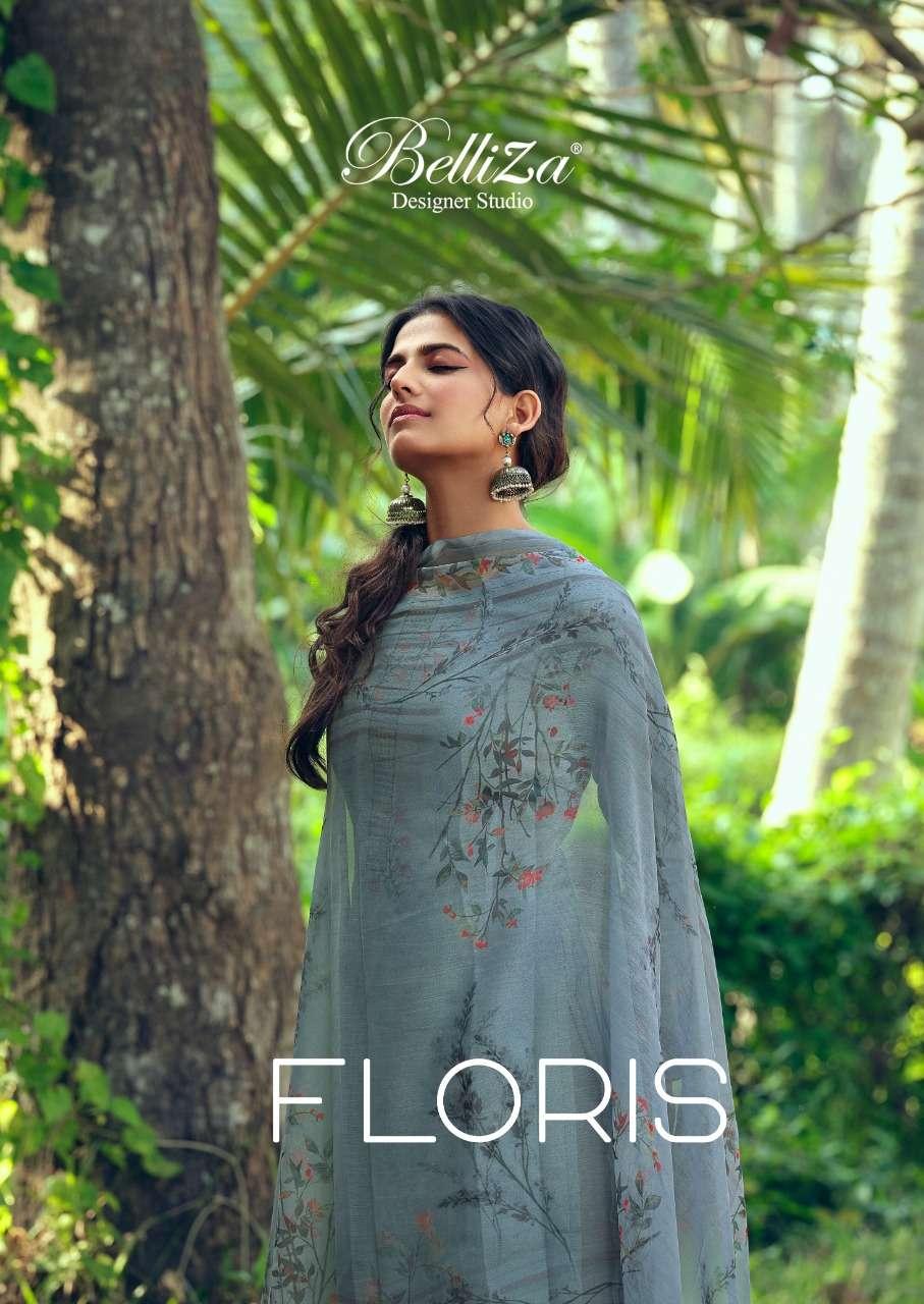 Belliza Floris Digital Print Cotton Salwar kameez Wholesale Price