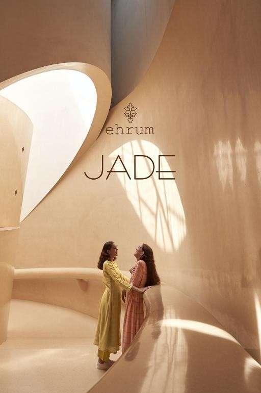 Ehrum Jade By Varsha Wholesale Salwar Suits Catalog