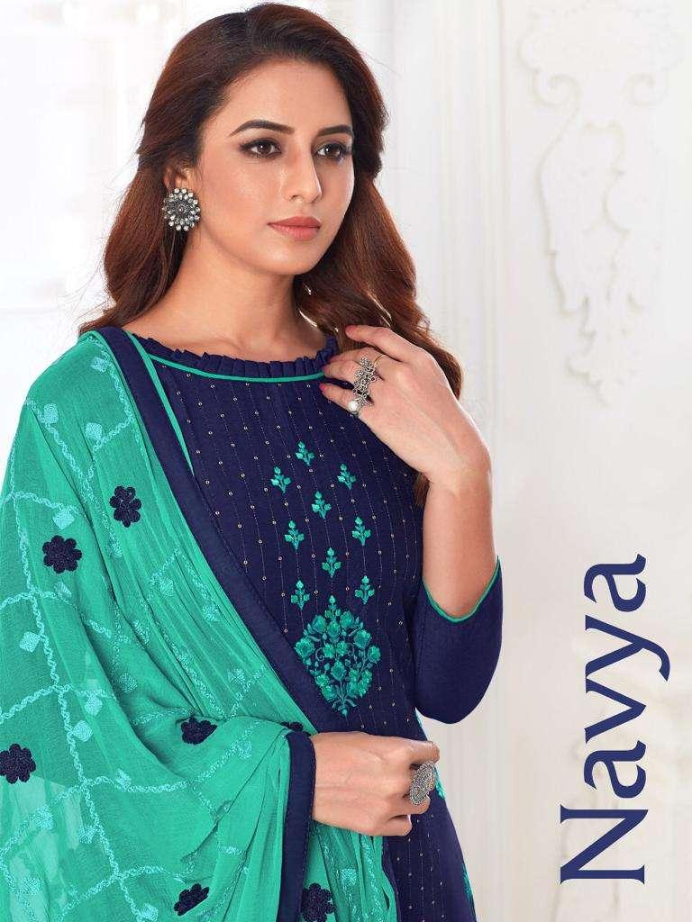 Raghav Royala Navya Casual Ladies Dress material Collection
