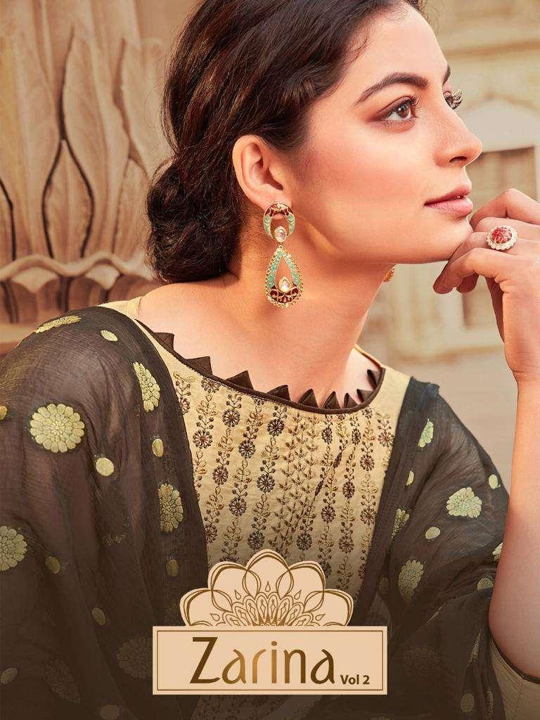 Raghav Royals Zarina Vol 2 Casual Salwar kameez Wholesale Price