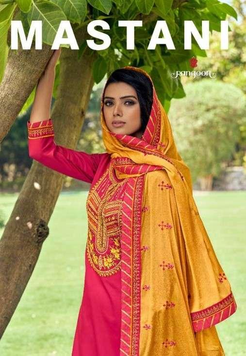 Rangoon Mastani Readymade Lehenga Style Collection