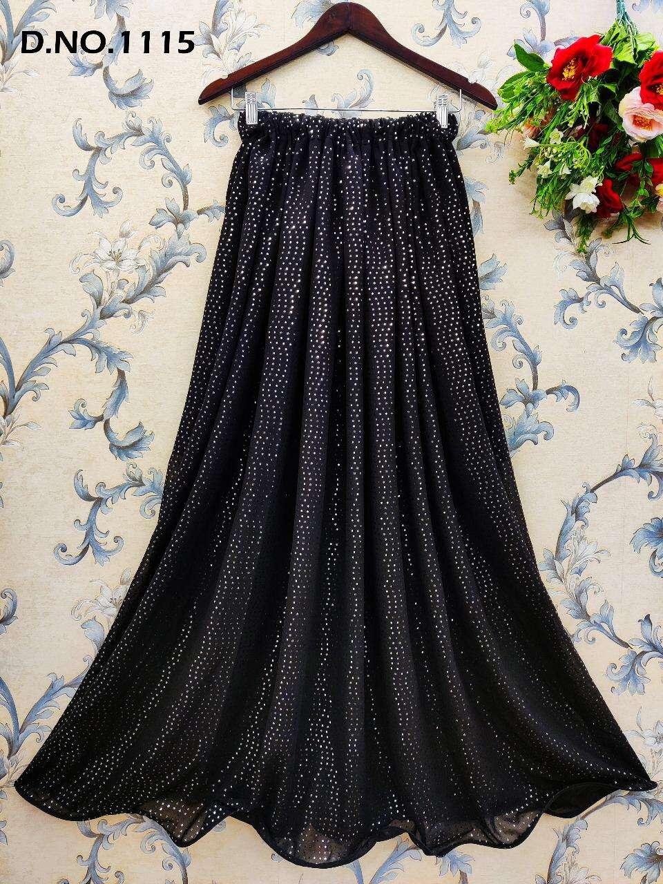Zaira Skirts Vol 4 Readymade Skirts New Collection