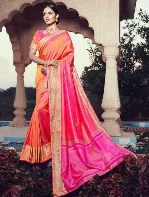 Nakkashi Nairra Naari Exclusive designer party Wear Saree Catalog Wholesale price
