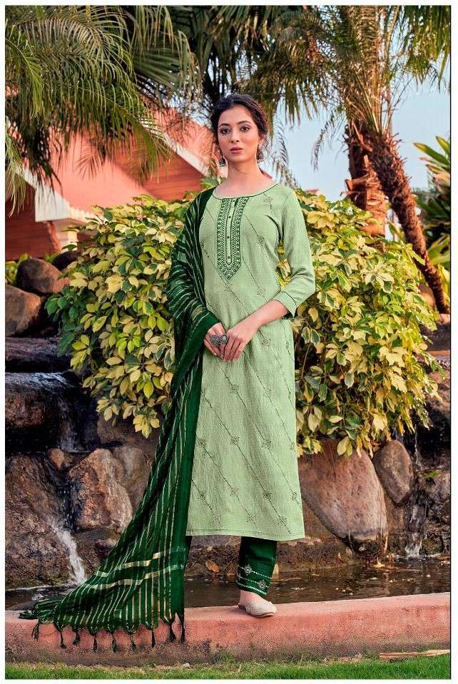 Rangoon Crunch fancy Readymade 3 Piece New Collection at Best rate