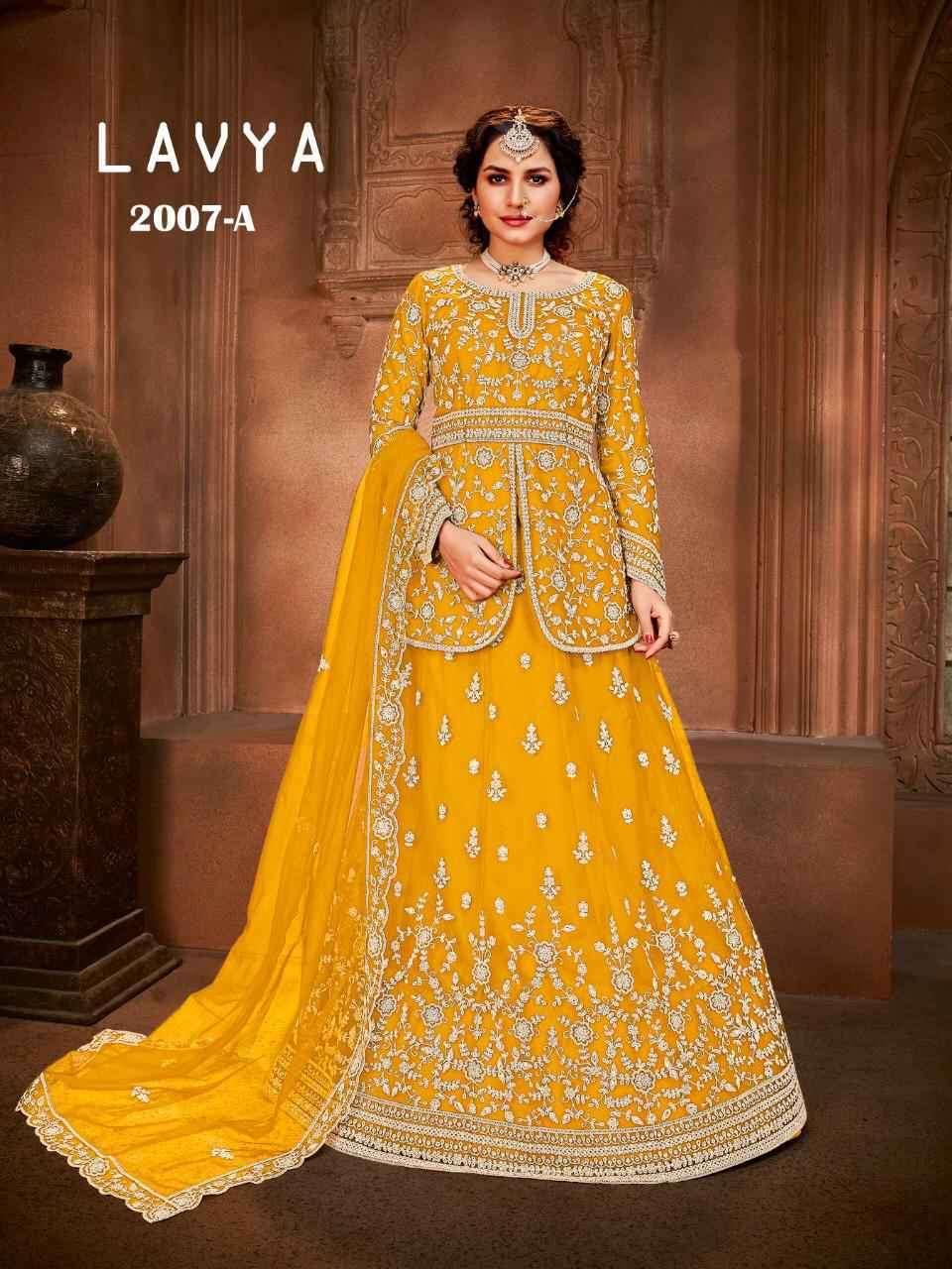 Avighaya Lavya Designer Exlcusive party Wear Dress Wholesaler