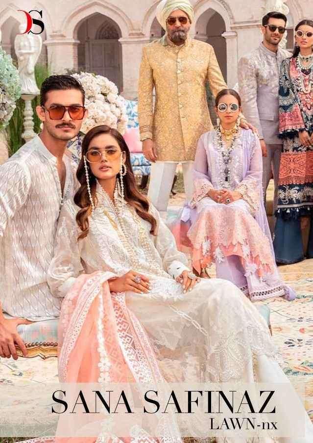 Deepsy Sana Safinaz Lawn 21 NX Cotton Pakistani Suits Catalogue
