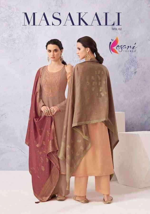 Kesari Trends Masakali Vol 2 Exclusive Muslin Salwar Suit catalog Supplier