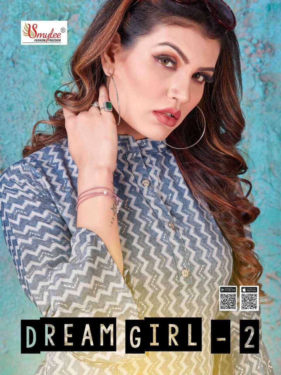 Rung Dream Girl Vol 2 Printed Rayon Short top catalog Wholesaler