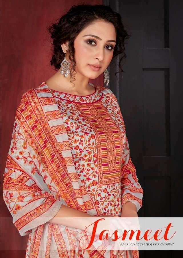 Siyona Jasmeet Fancy Casual Wear Ladies Suit Online