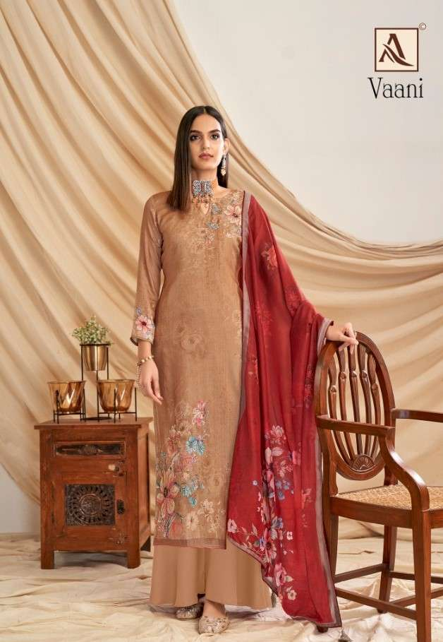 Alok Suits Vaani Digital Print Cotton Salwar Suit Catalog Wholesale Price