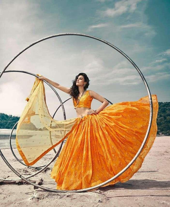 Arya Designs Euphoria Vol 6 Designer Printed Lehenga Choli New Collection