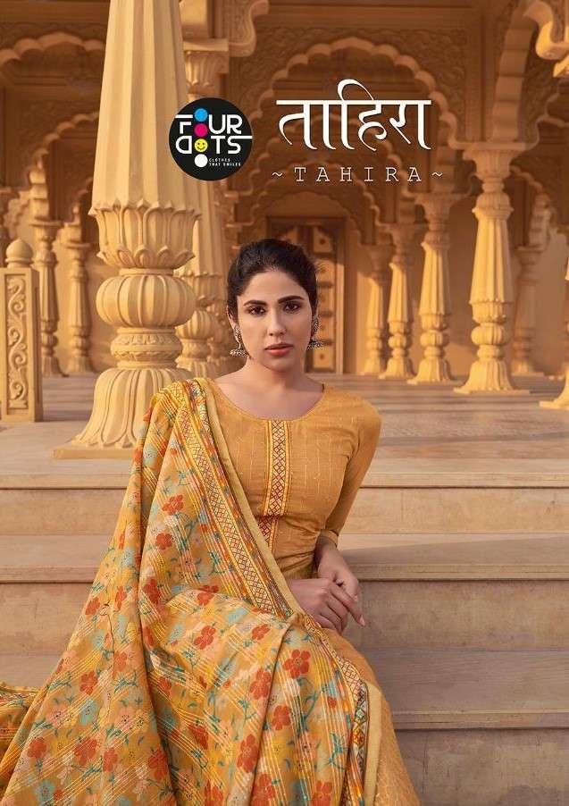 Fourdots Tahira Exclusive Muslin Salwar kameez Catalog Supplier