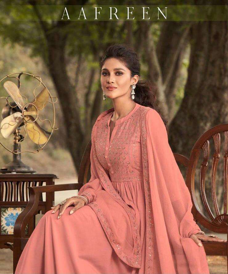 Maskeen Aafreen Designer Party Wear Readymade Collection at Best Rate
