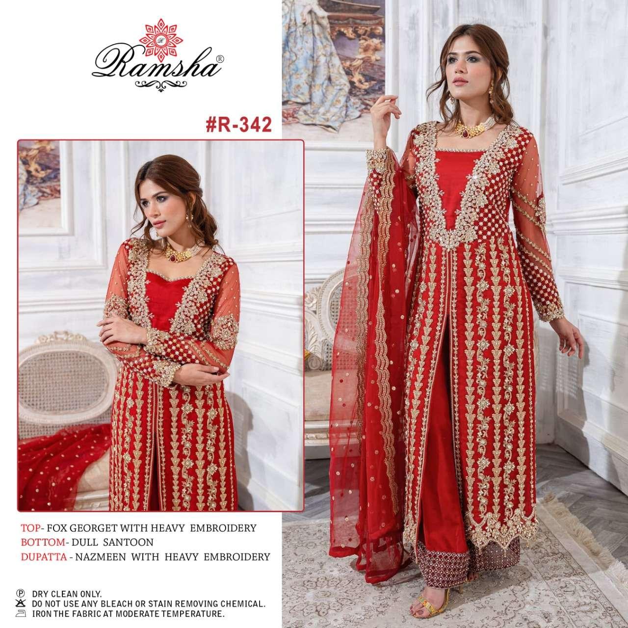 Ramsha Vol 19 Exclusive Pakistani Suit Catalog Supplier