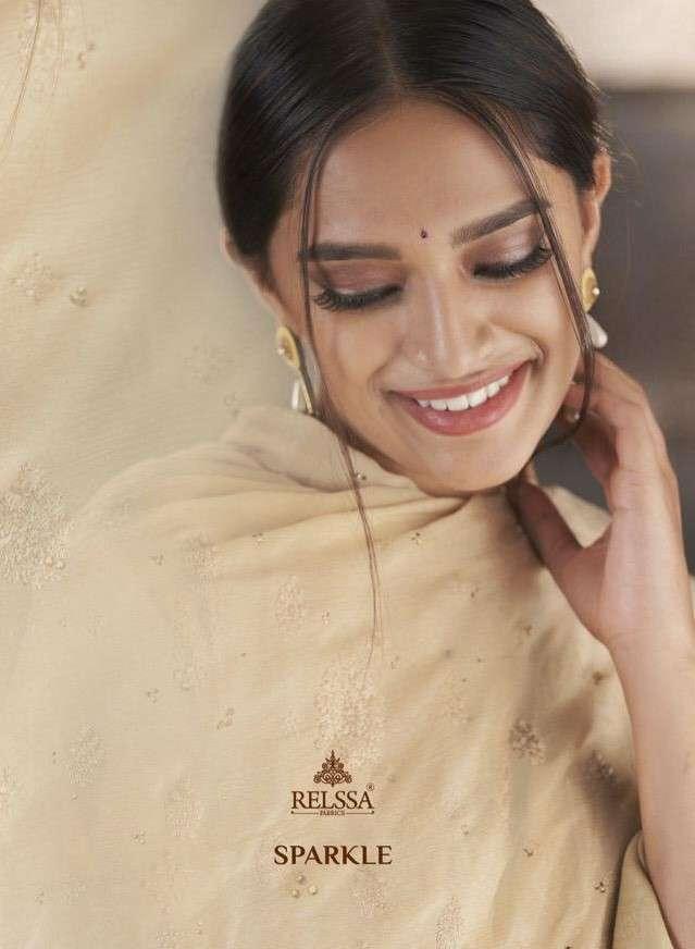 Relssa Sparkle Exclusive Silk Salwar Suit Catalog Wholesale Price