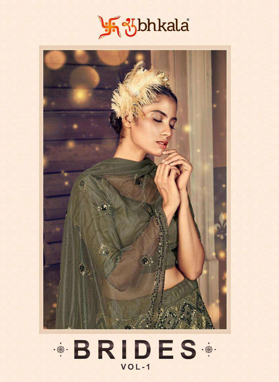 Shubhkala Brides Vol 1 Fancy Lehenga Choli New Catalog Buy Online