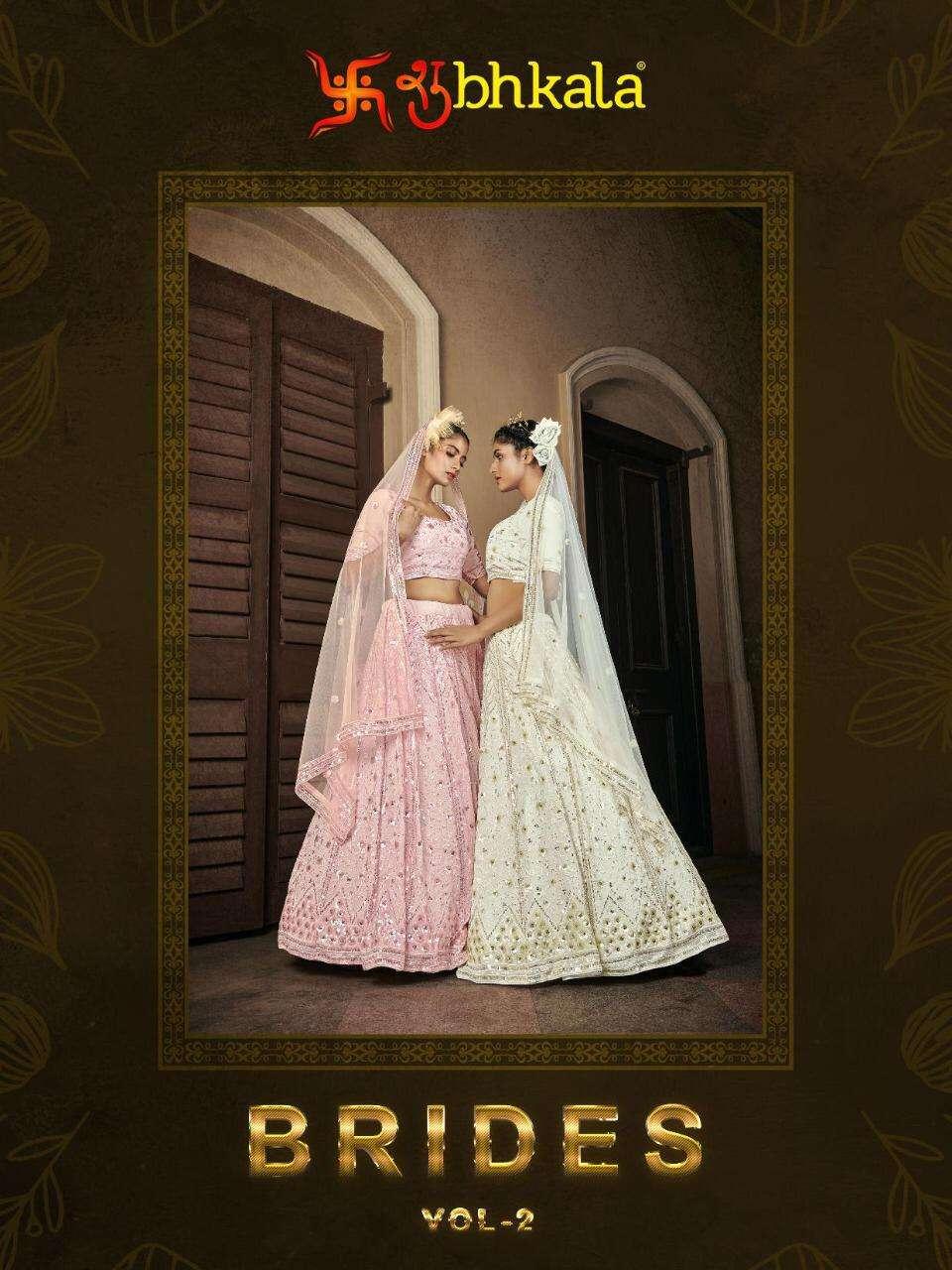Shubhkala Brides Vol 2 Designer Lehenga Choli New Catalog Supplier