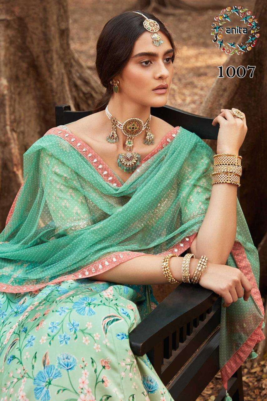 Stylishta Anita Vol 2 Designer Lehenga Choli Exclusive Collection
