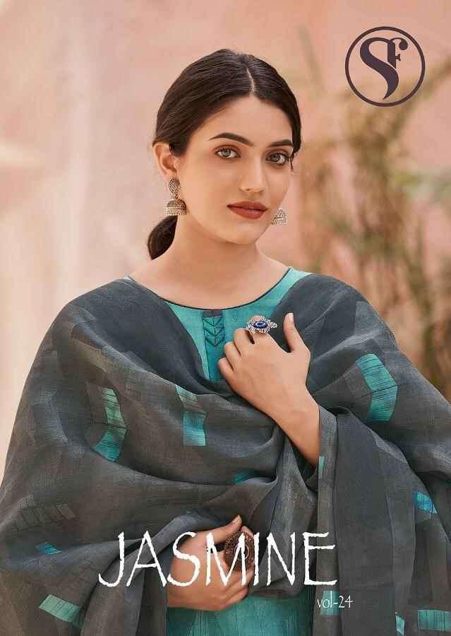 Sweety Jasmine Vol 24 Soft Cotton print Salwar Kameez In Wholesale
