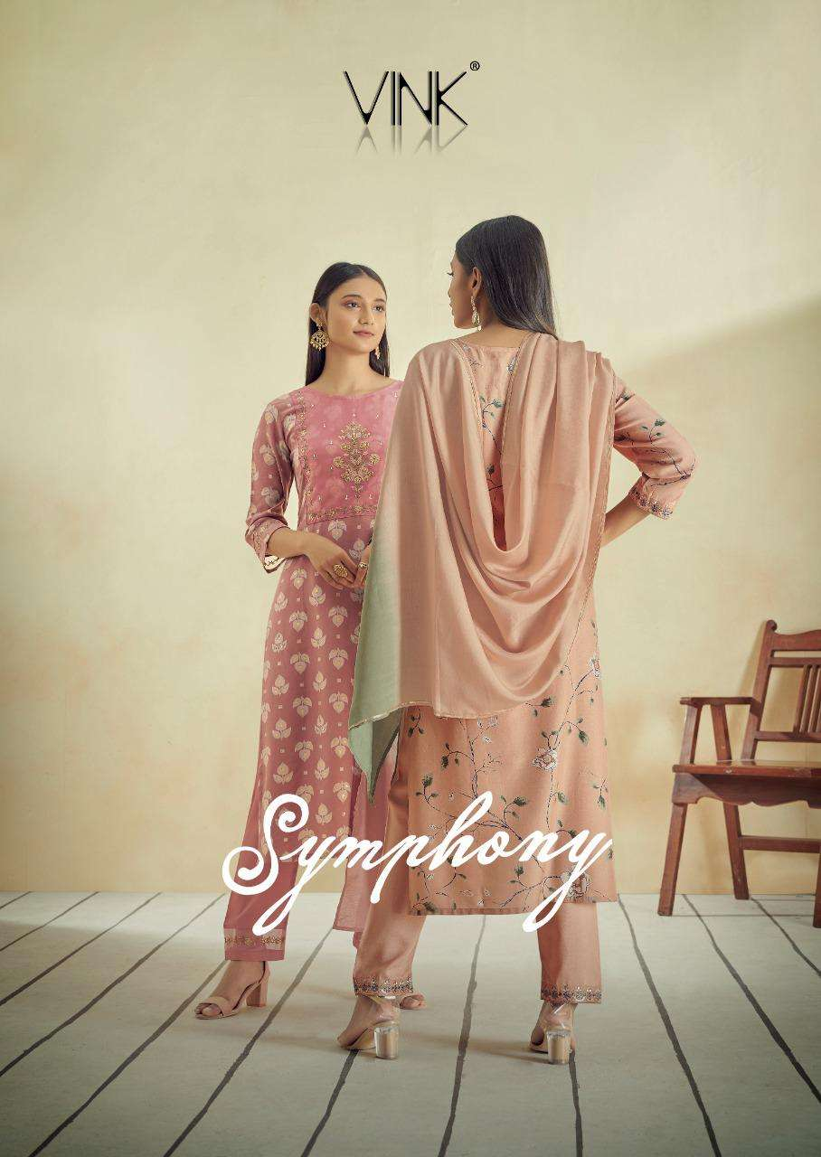 Vink Symphony By Vista Lifestyle Boutique Style Readymade Collection Online