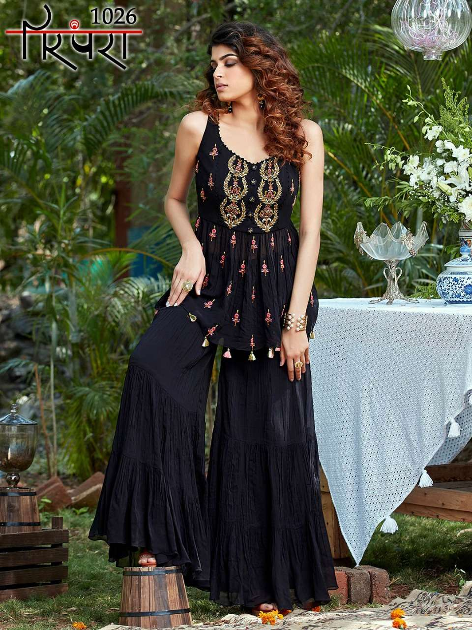Paramapara Vol 6 Designer Readymade Party Wear Collection at Best rate