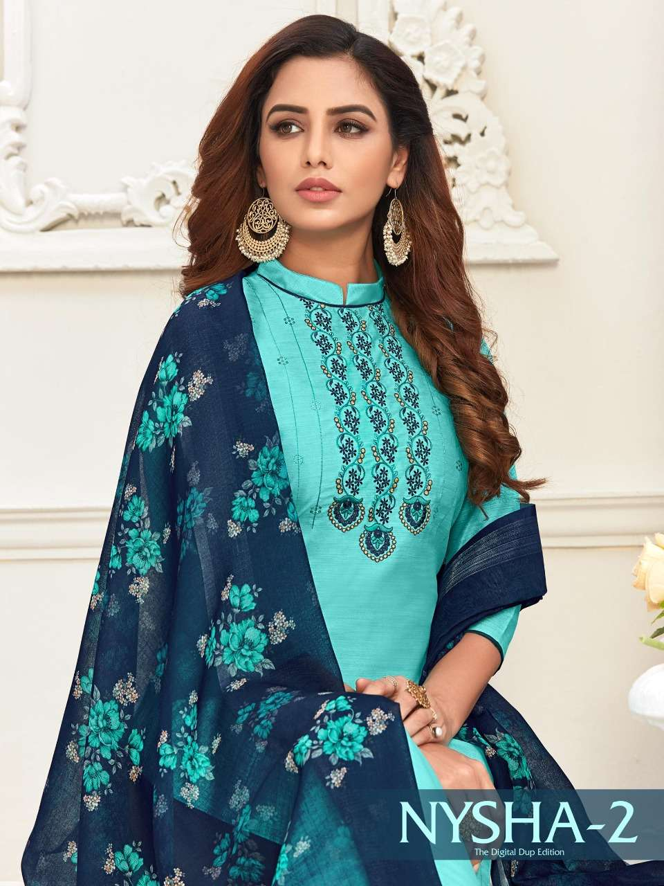 Raghav Royals Nysha Vol 2 Fancy Casual Suit Catalog Wholesale Price
