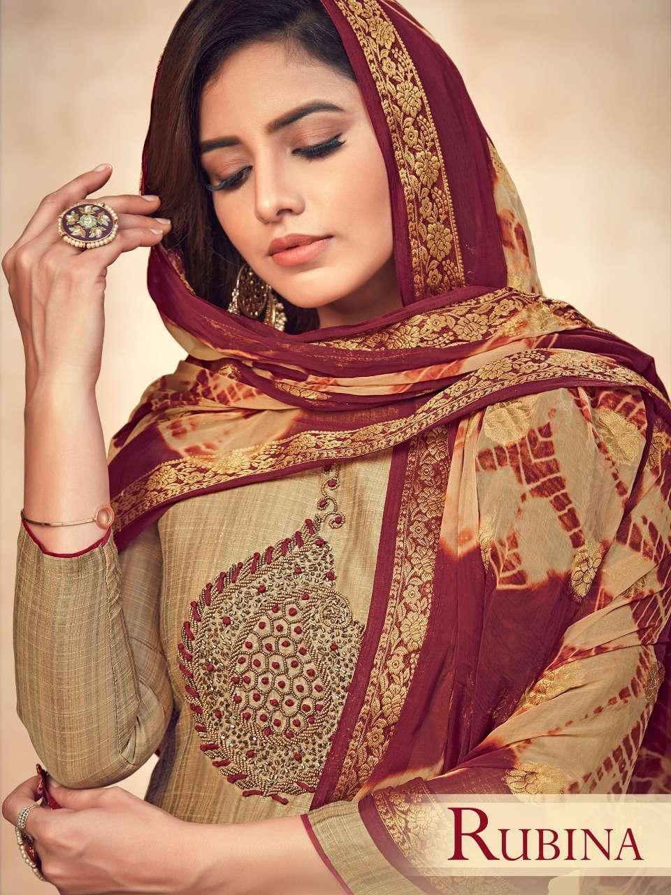 Raghav Royals Rubina Fancy Casual Dress Material Catalog Wholesale Supplier