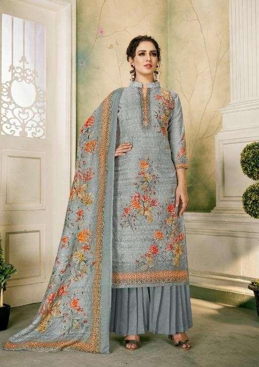 Acme Weaver Ikranaa Exclusive Cotton Salwar Kameez Catalog Wholesale Supplier