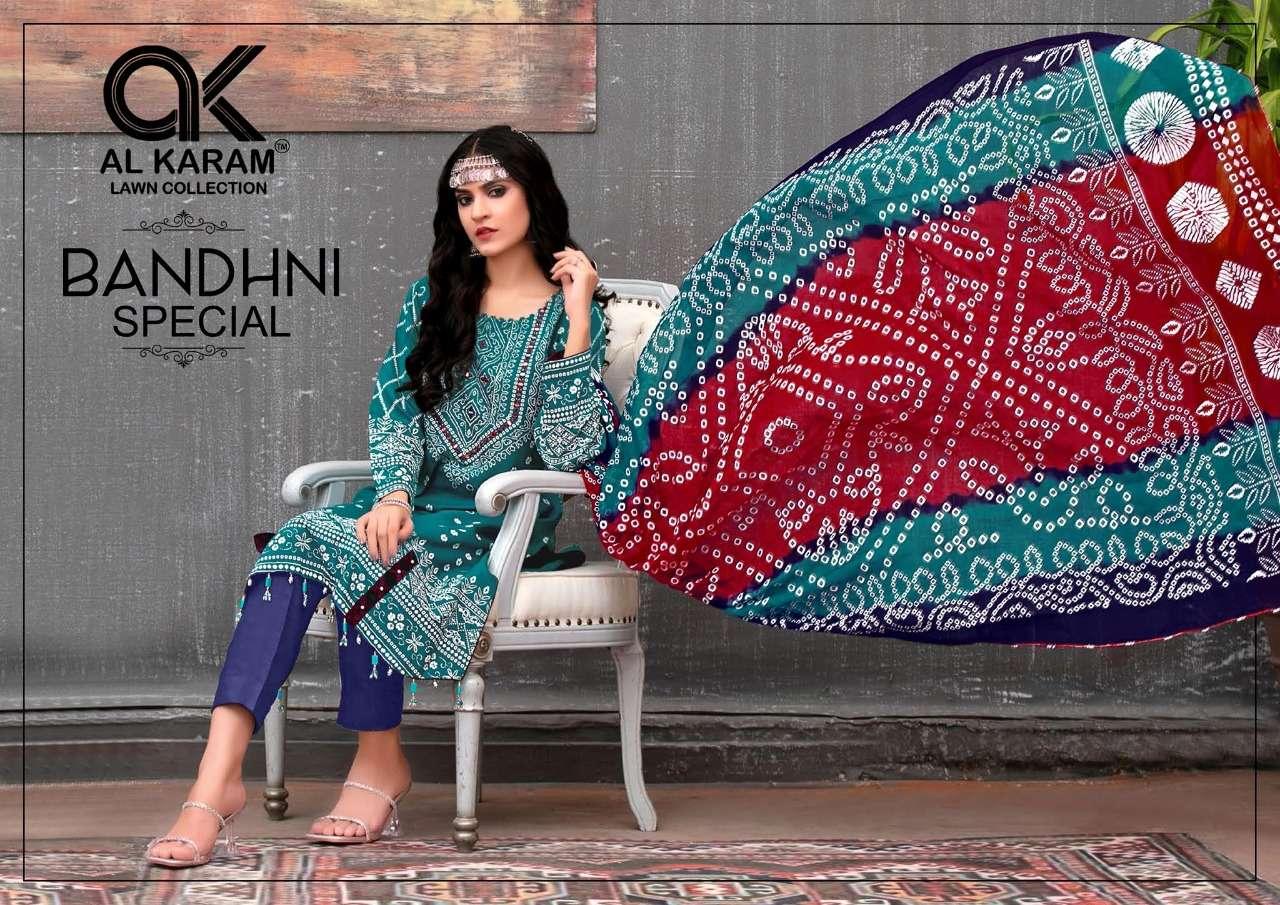 Al Karam lawn Collection Printed Karachi Print Suit Catalog Supplier