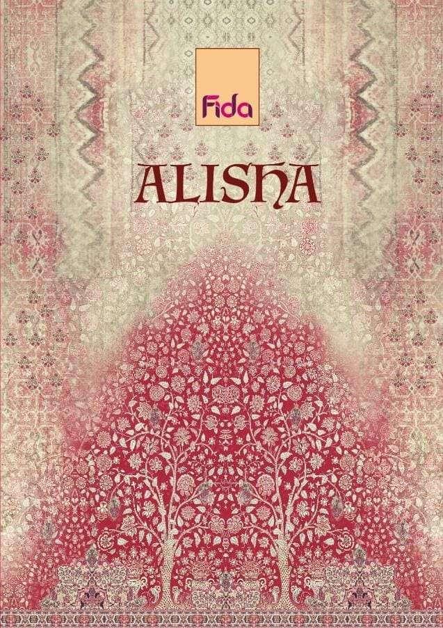 Fida Alisha Exlcusive Winter Wear Pashmina Salwar Kameez New Collection