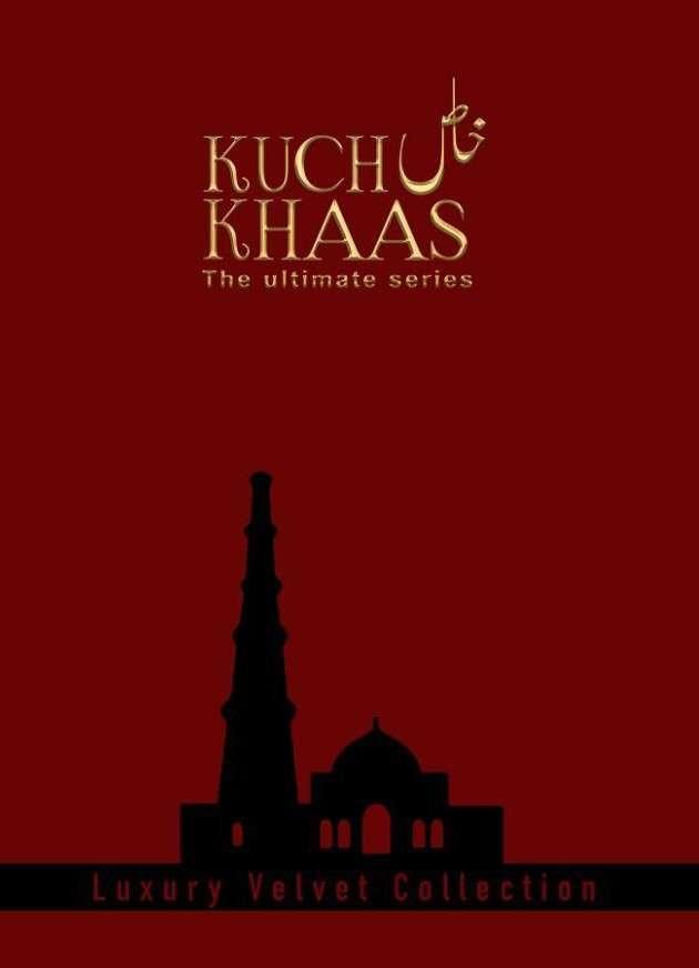 Ibiza Kuch Khas Vol 2 Designer Velvet Winter Wear Salwar kameez Catalogs 2021