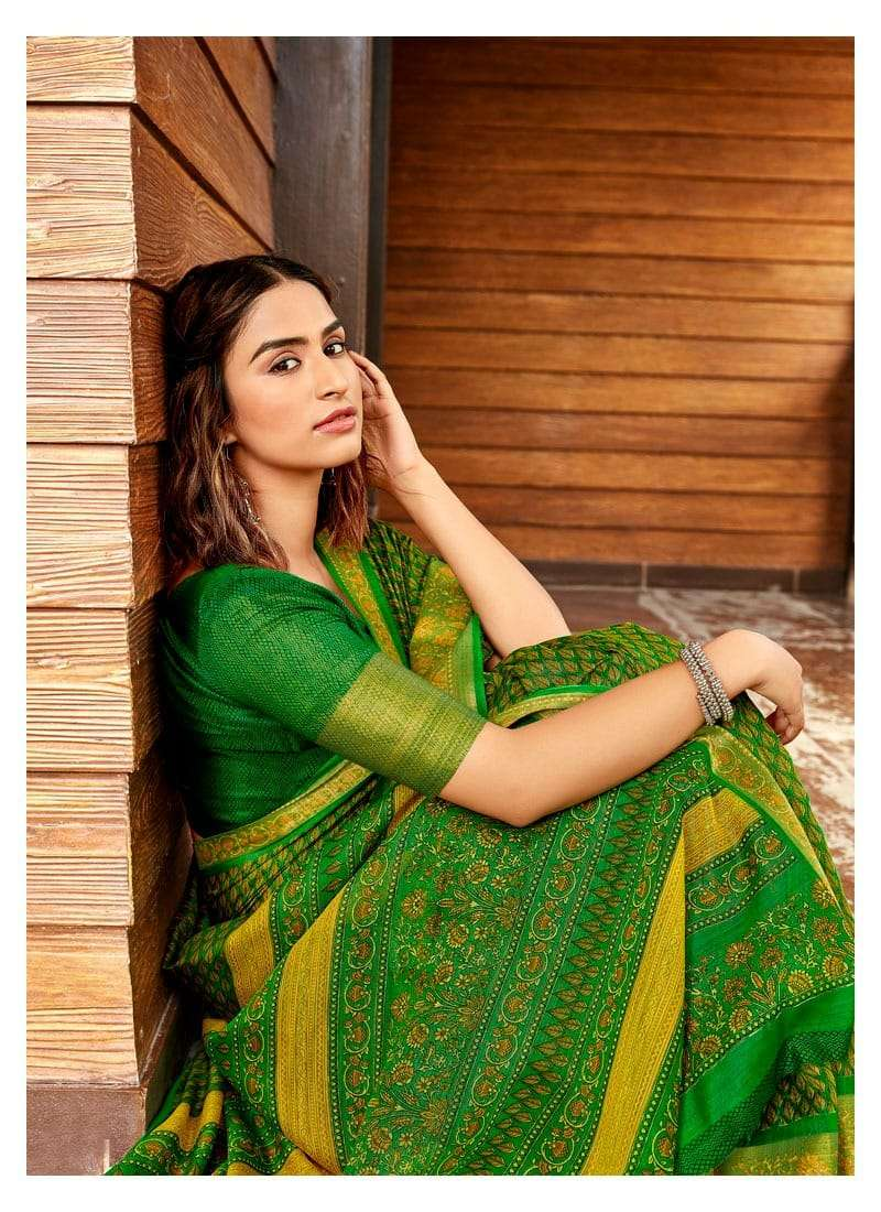 Lifestyle Suruchi Cotton Vol 1 Fancy Cotton Print Saree catalog Supplier