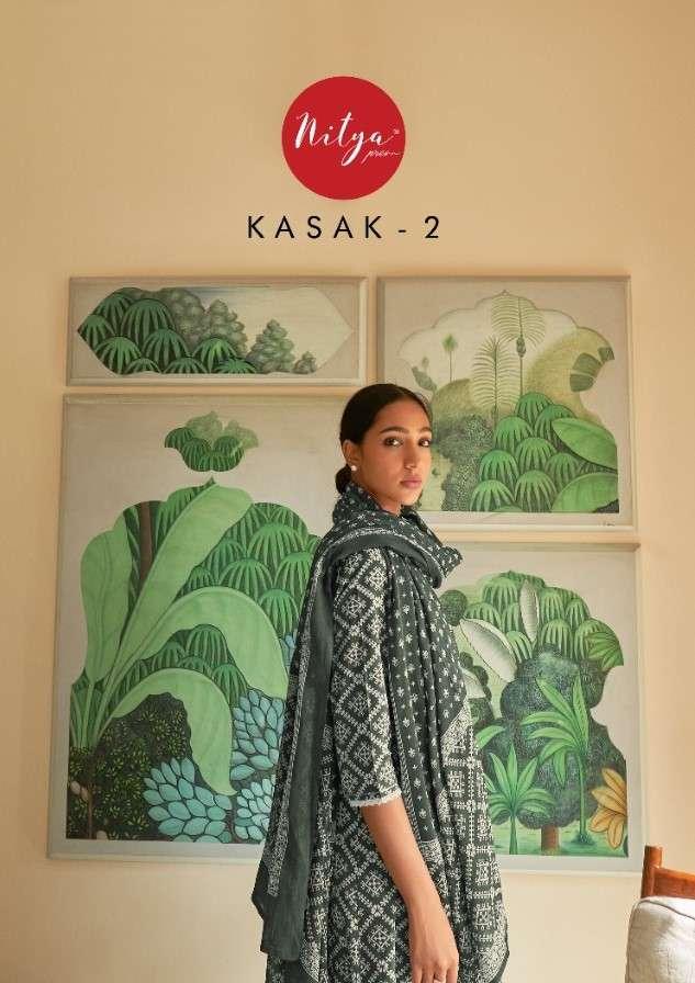 Lt Fabrics Kasak Vol 2 Designer Cotton Anarkali Kurti With Dupatta Set catalog Wholesaler