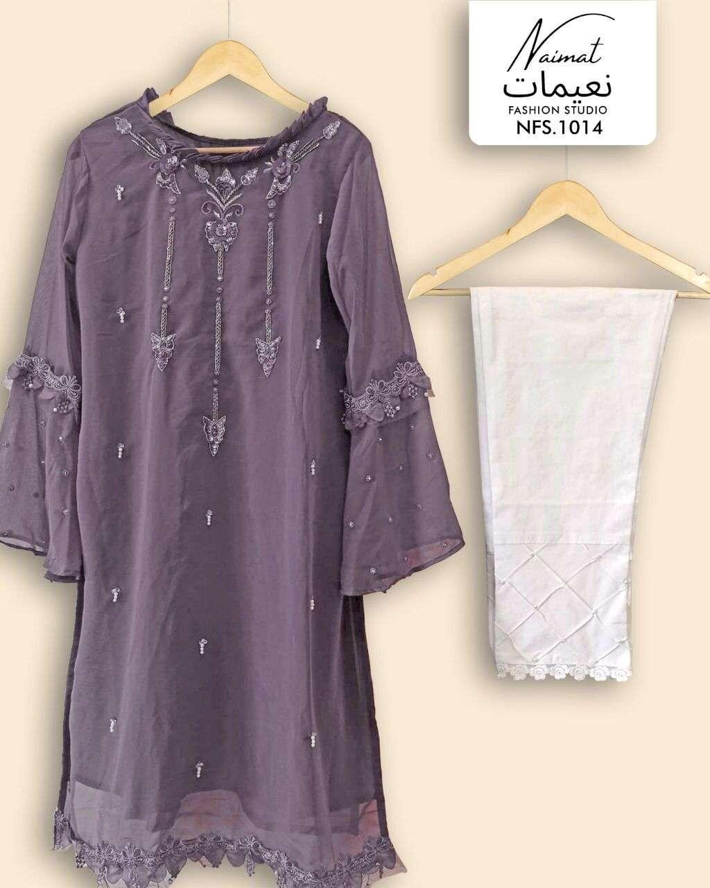 Naimat NFS Vol 1014 Designer Pakistani Style Readymade Collection