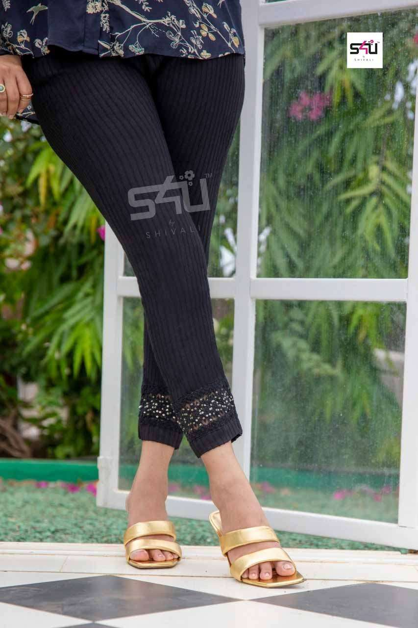 S4U Super Pants By Shivali Latest Designer pants Catalog Wholesaler