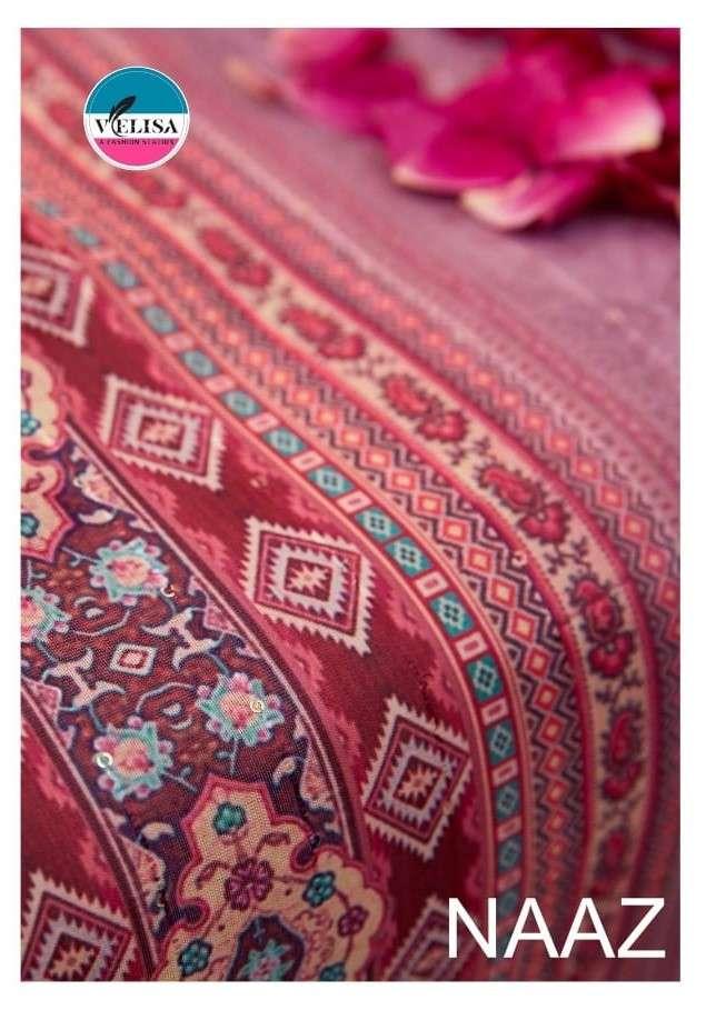 Velisa Naaz Exclusive Chinon Silk Salwar Kameez new Catalog Wholesale Price