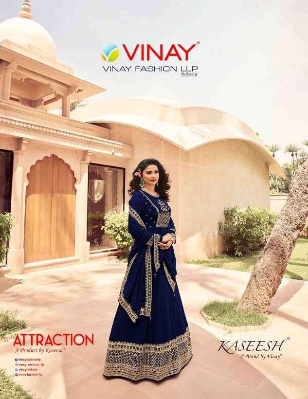 Vinay Fashion Kaseesh Attraction Kali Dress In Wholesaler Price