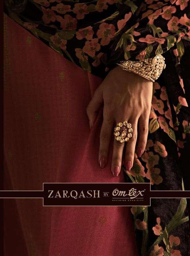 Jansi Zarqash By Omtex Exclusive Pashmina Readymade Salwar Kameez catalog Wholesaler