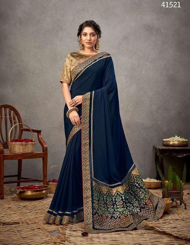 Mahotsav Norita Royal Arinya 41500 Series Designer Party Wear Saree Collection