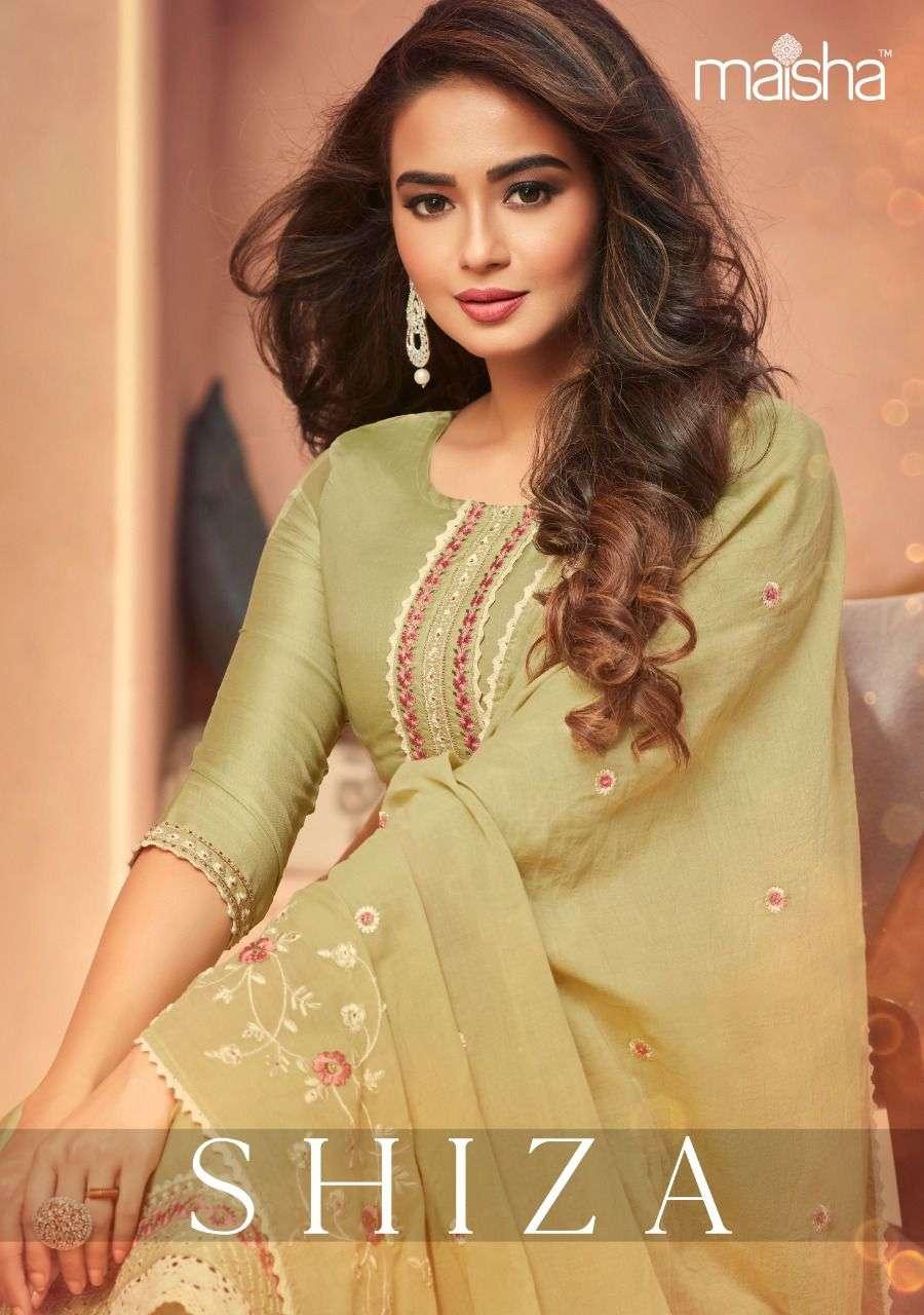 Maskeen Shiza Exclusive Readymade Salwar Kameez Catalog Wholesale Price