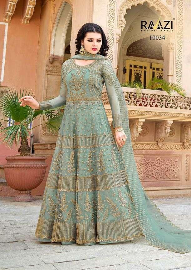 Rama Fashion Aroos Remix Exclusive Designer Heavy Work Dress Collection