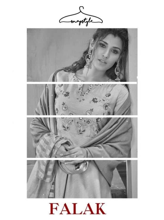 Snapstyle Falak Exclusive Readymade Salwar Kameez catalog Wholesaler