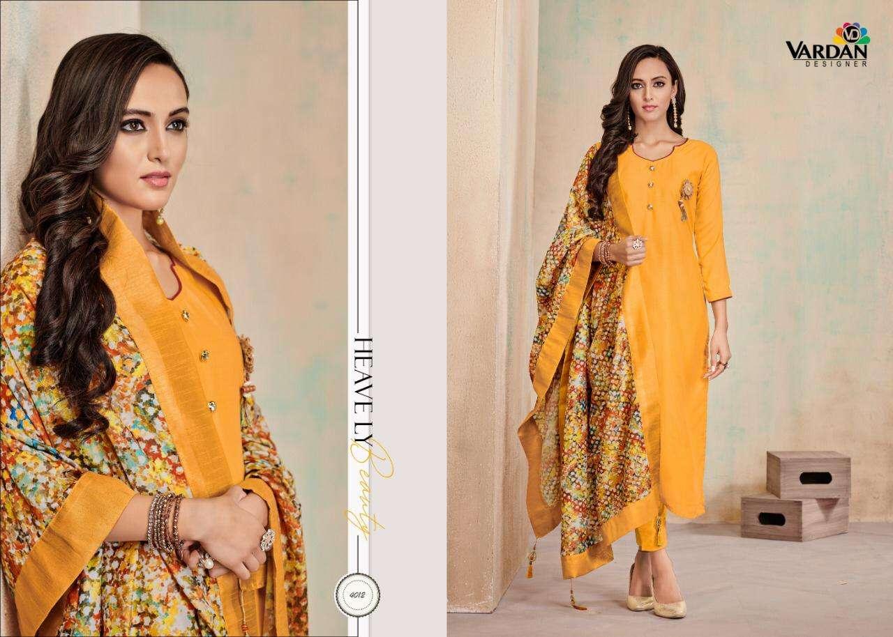 Vardan kanishka Exclusive Straight Kurti Collection With Dupatta Catalog