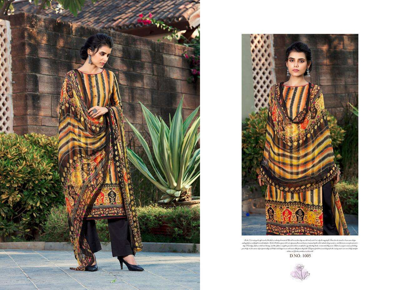Adinath Rehnuma Jam Cotton Salwar Suits Collection