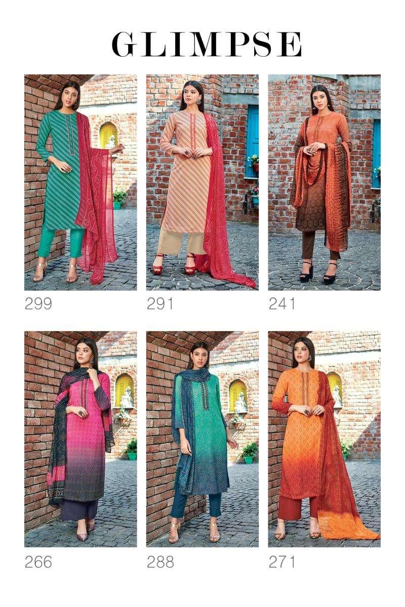 Nirukth Glimpse Fancy Bandhani print Salwar Suits Dealer