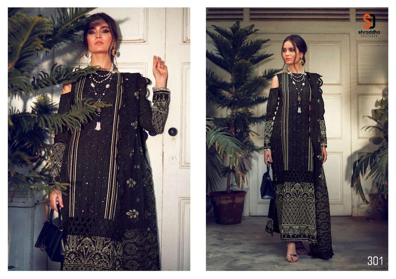 Shraddha Sana Safinaz Cotton Collection Vol 3 Pakistani Suit Collection
