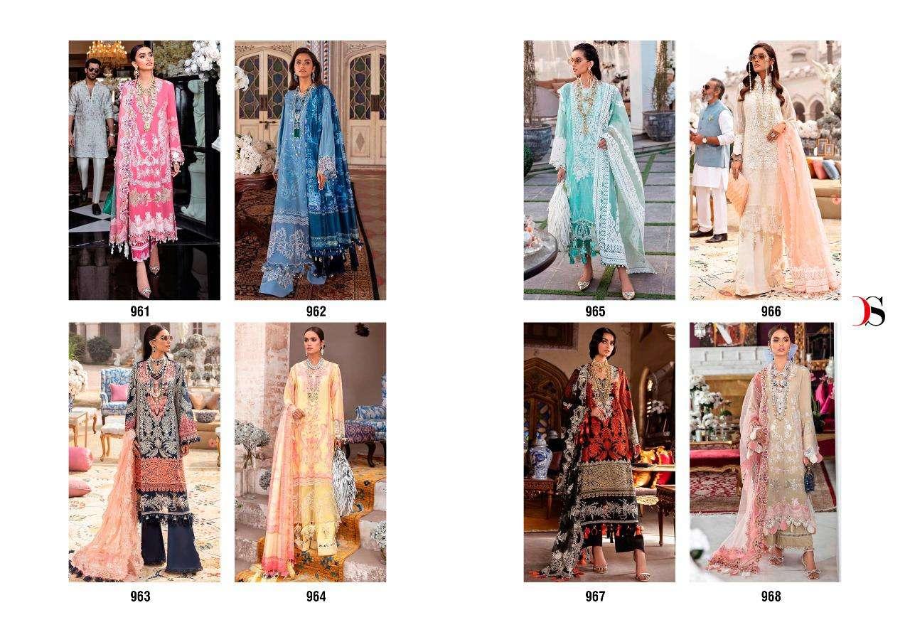 Buy BLBK - Sana Classic Unstitched Suit Dress Material for