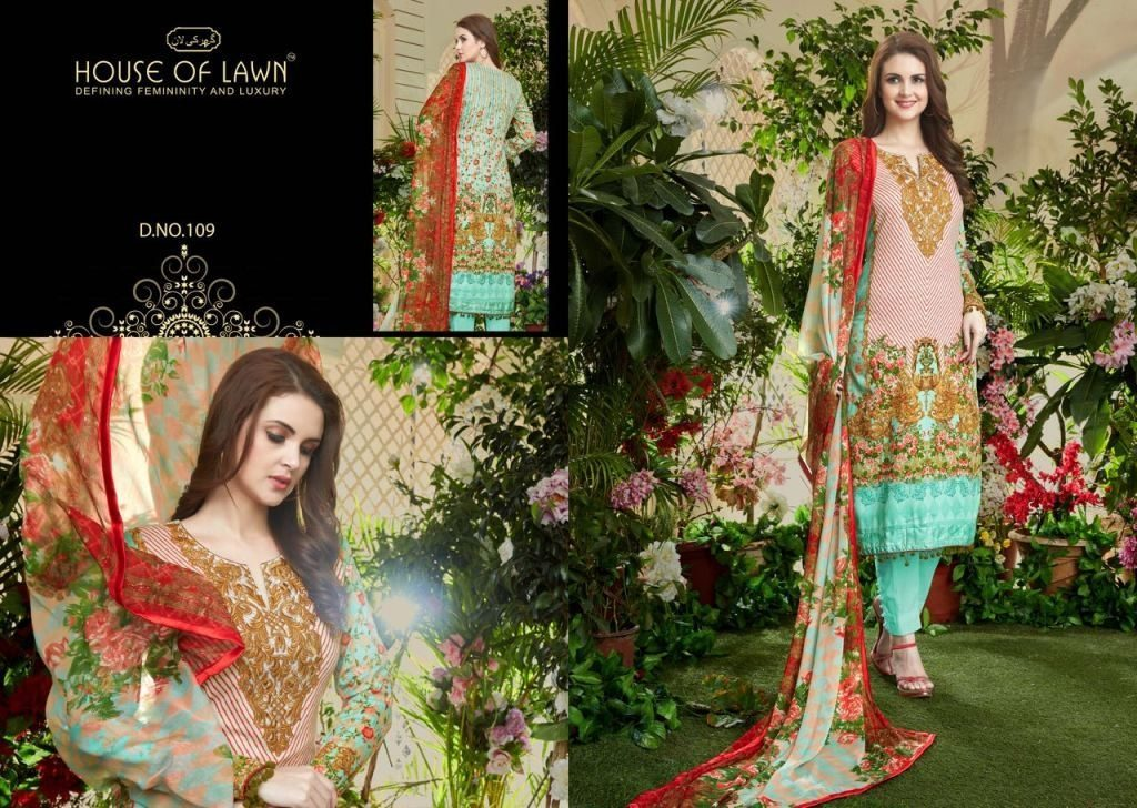 - House of Lawn Muslin hits vol 2 8 1024x728 - House of lawn muslin hits vol 2 Cotton printed salwar suit with cotton dupatta at wholesale Price  - House of Lawn Muslin hits vol 2 8 1024x728 - House of lawn muslin hits vol 2 Cotton printed salwar suit with cotton dupatta at wholesale Price