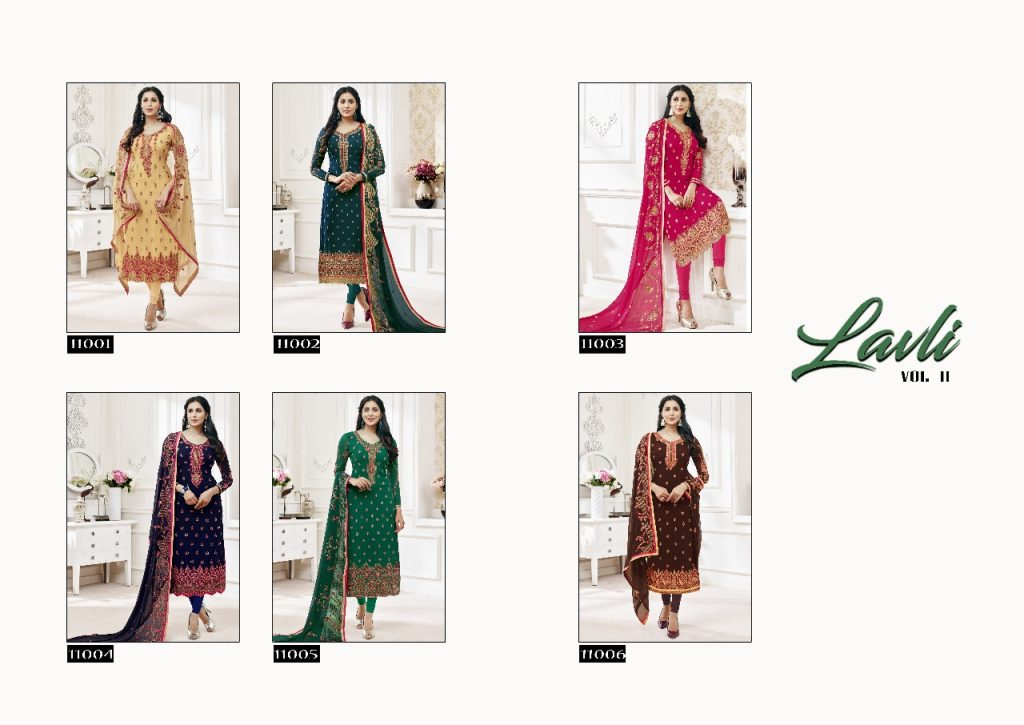 - IMG 20180313 WA0000 1024x725 - Liaki Lavli vol 11 party wear straight georgette suit catalog in wholesale  - IMG 20180313 WA0000 1024x725 - Liaki Lavli vol 11 party wear straight georgette suit catalog in wholesale